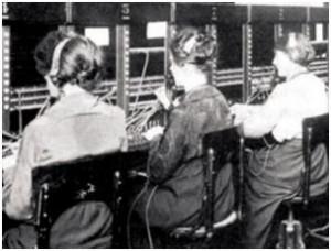 Telefonisten